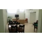 casa de idoso com assistência médica Cidade Ademar