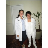 clínica para idosos com câncer