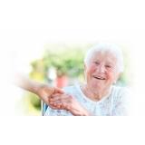 clínicas para idosos com câncer Sacomã