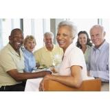 lar para idosos com doenças graves Água Funda