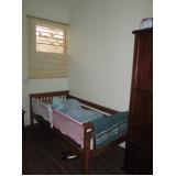lar para idosos com enfermaria preço Sacomã