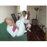 lar particular para idosos com médico preço Itaim Bibi