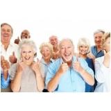 onde encontrar clínica dia para idoso com atividades Diadema