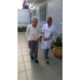 onde encontro clínica para idosos enfermos Aeroporto